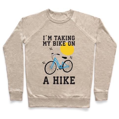 Bike Hike Pullover