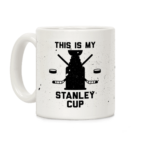 This Is My Stanley Cup Coffee Mug