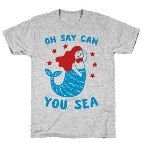 Oh Say Can You Sea