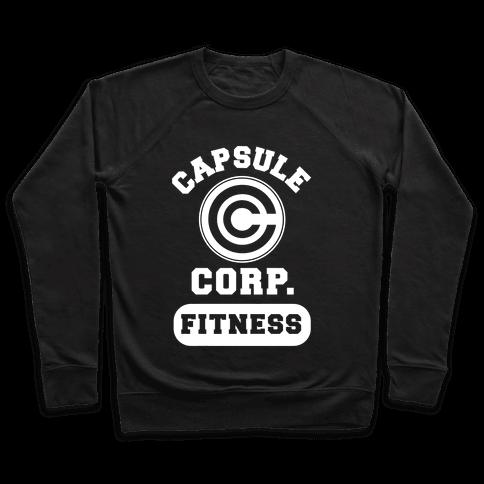 545078e1926 Capsule Corp Dbz Pullovers | Activate Apparel