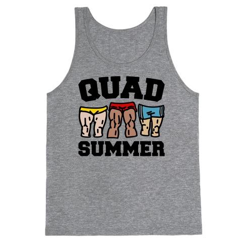 Quad Summer Tank Top