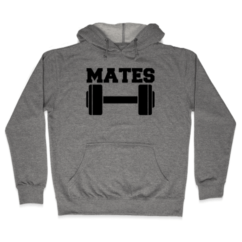 Weight Mates (1 of 2 pair) Hooded Sweatshirt