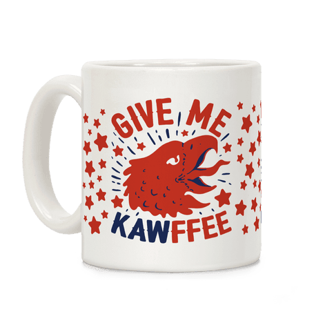 Give Me Kawffee Coffee Mug