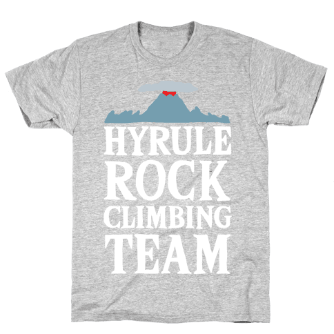 Hyrule Rock Climbing Team