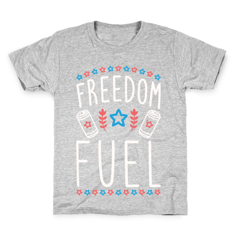 Freedom Fuel Kids T-Shirt