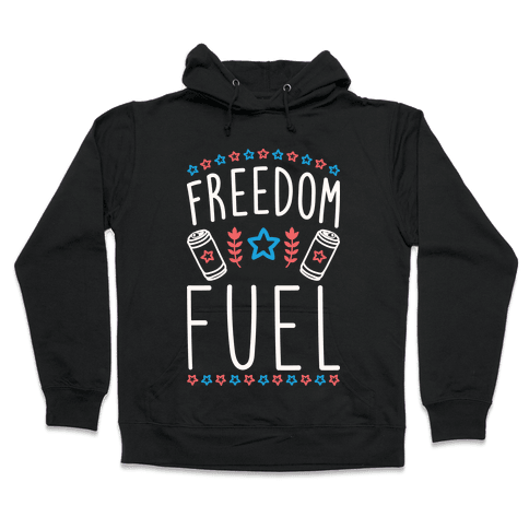 Freedom Fuel Hooded Sweatshirt