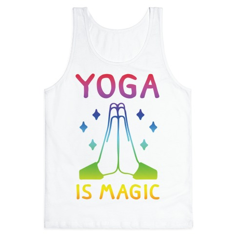 Yoga Is Magic Tank Top