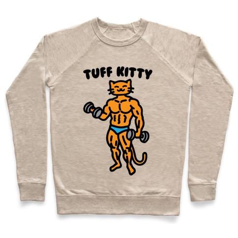 Tuff Kitty Pullover
