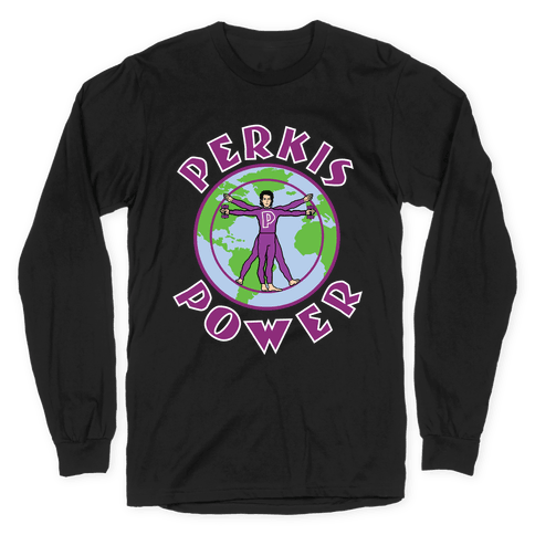 Perkis Power Long Sleeve T-Shirt