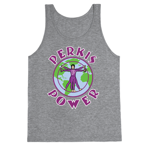 Perkis Power Tank Top