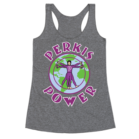 Perkis Power Racerback Tank Top