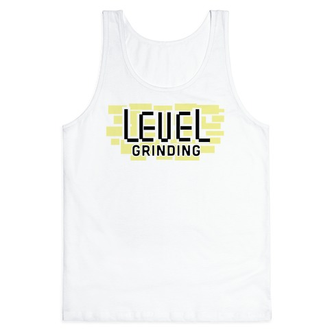 Level Grinding Tank Top