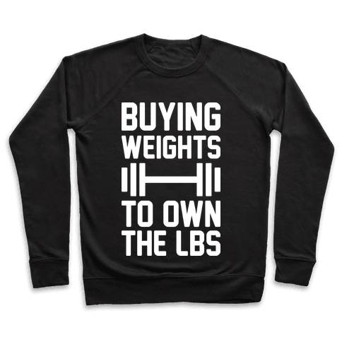 Buying Weights To Own The lbs Pullover