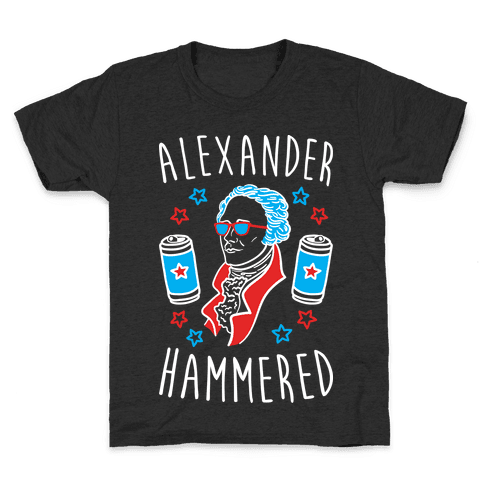 Alexander Hammered Kids T-Shirt