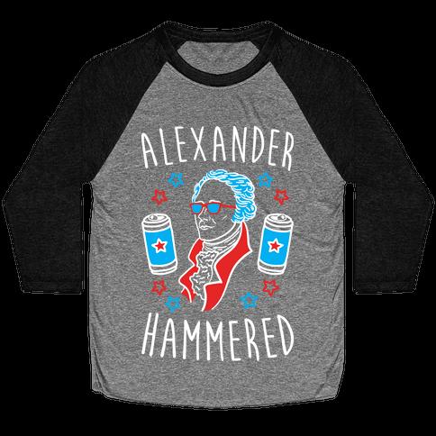 Alexander Hammered Baseball Tee