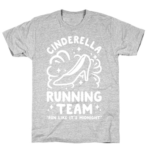 Cinderella Running Team T-Shirt
