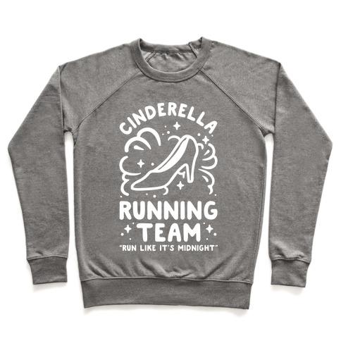 Cinderella Running Team Pullover