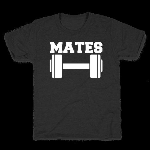 Weight Mates (1 of 2 pair) Kids T-Shirt