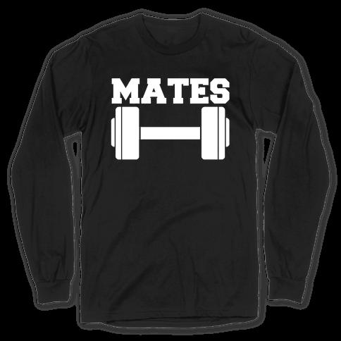 Weight Mates (1 of 2 pair) Long Sleeve T-Shirt