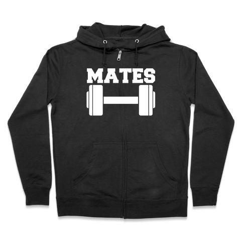 Weight Mates (1 of 2 pair) Zip Hoodie
