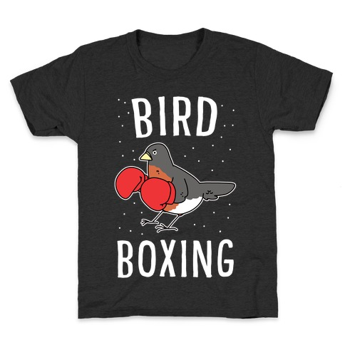 Bird Boxing Kids T-Shirt