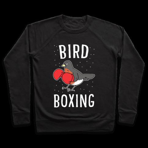 Bird Boxing Pullover