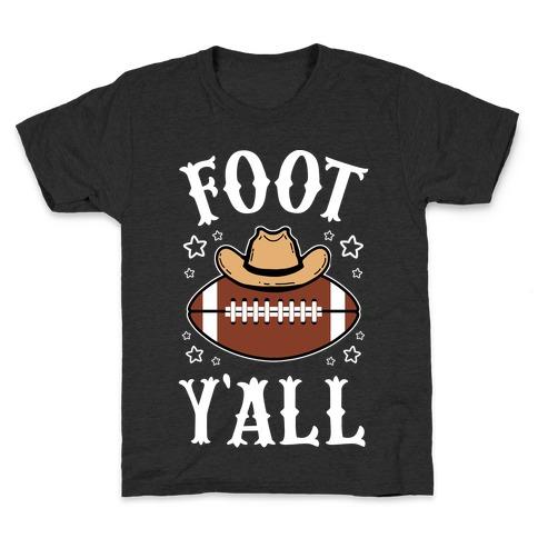 Footy'all Kids T-Shirt