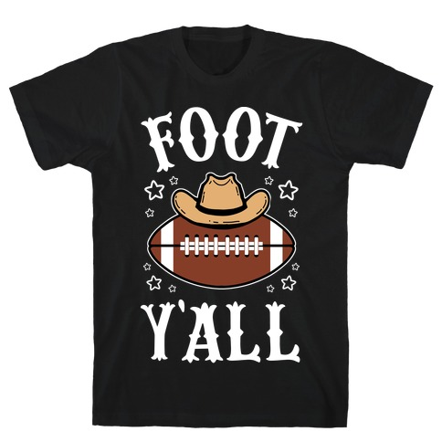 Footy'all T-Shirt