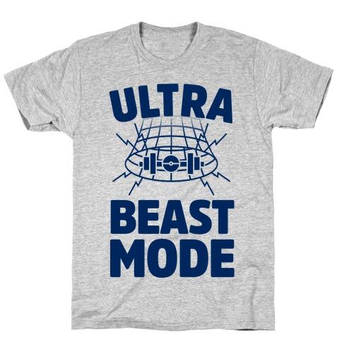 Ultra Beast Mode Mens/Unisex T-Shirt