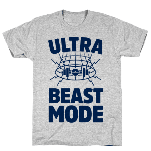 Ultra Beast Mode Mens T-Shirt