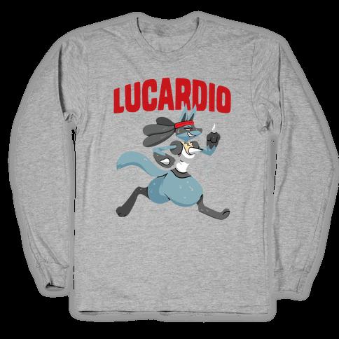 Lucardio Long Sleeve T-Shirt