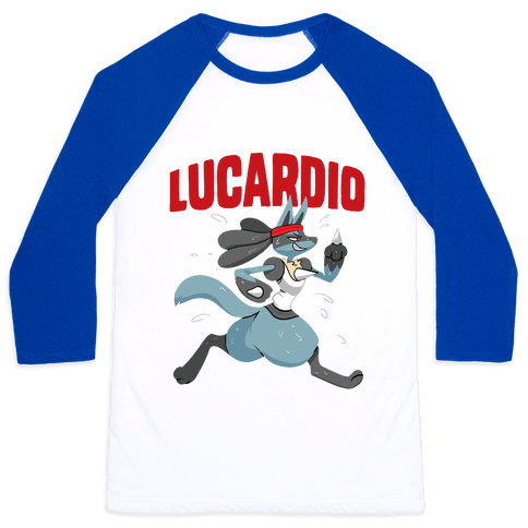 Lucardio Baseball Tee