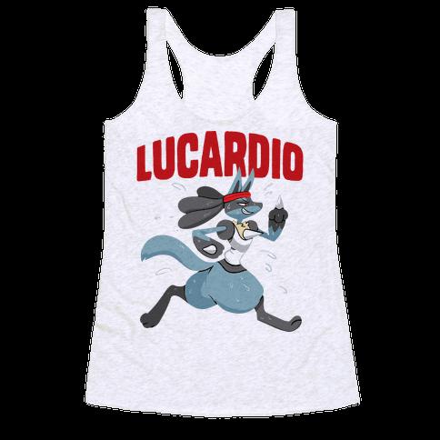 Lucardio Racerback Tank Top