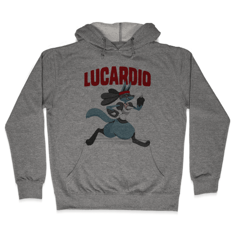 Lucardio Hooded Sweatshirt