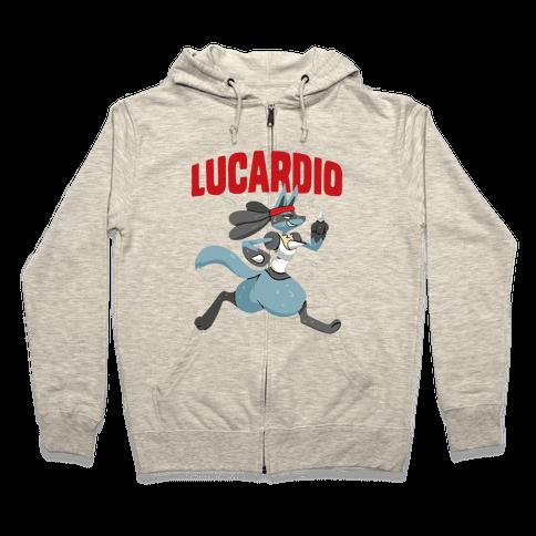 Lucardio Zip Hoodie