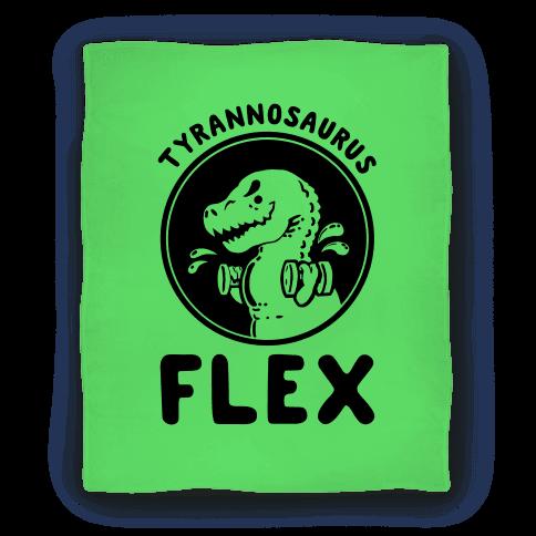 Tyrannosaurus Flex Blanket