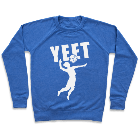 Volleyball YEET Pullover