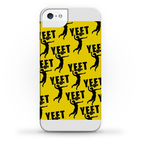 Volleyball YEET Phone Case