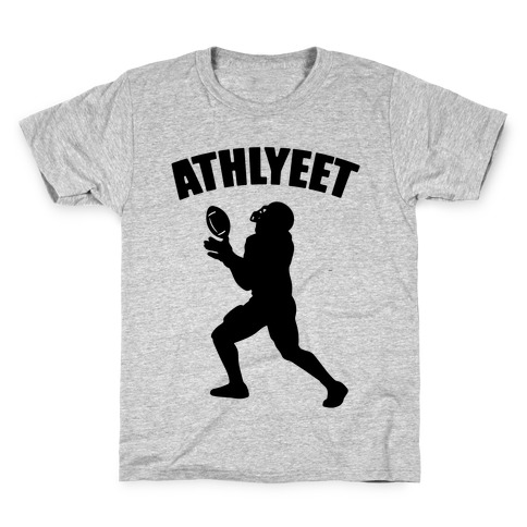 Athlyeet Football Kids T-Shirt