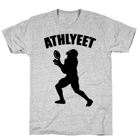 Athlyeet Football T-Shirt