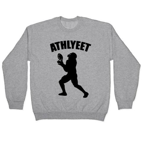 Athlyeet Football Pullover