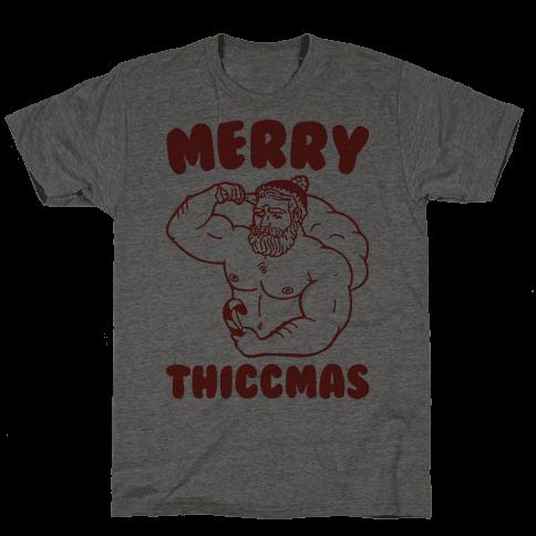 Merry Thiccmas Parody