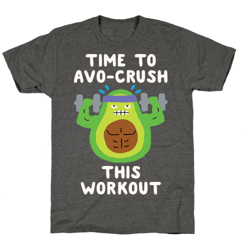Time To Avo Crush This Workout