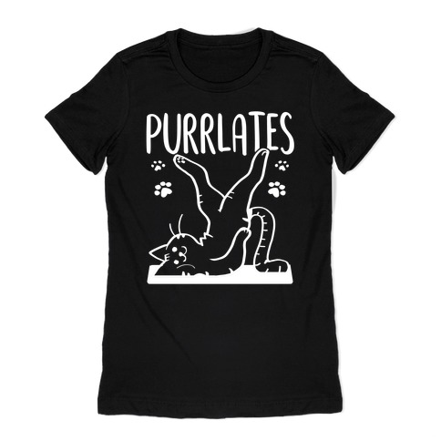 Purrlates Womens T-Shirt