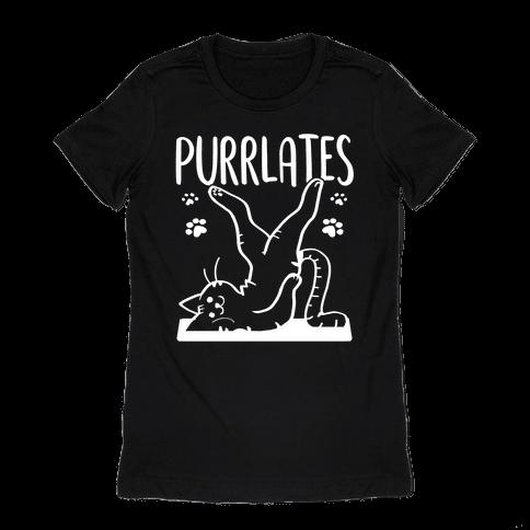 Purrlates Womens T-Shirt