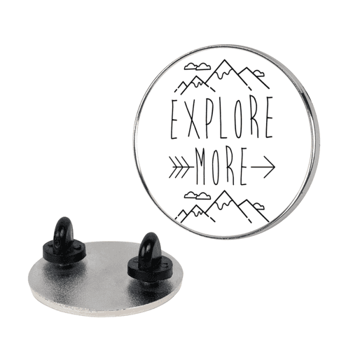 Explore More pin
