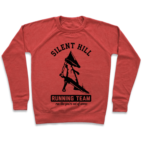 Silent Hill Running Team Pullover