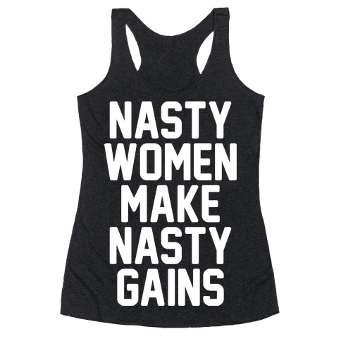 Nasty Women Makes Nasty Gains