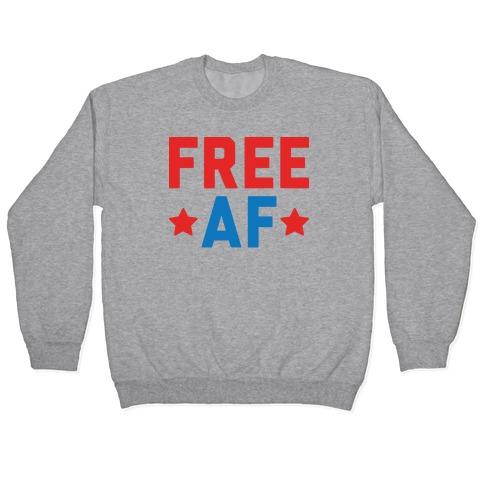 Free AF Pullover