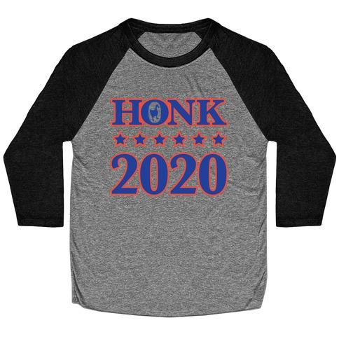 Honk 2020 Baseball Tee